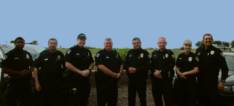 2017 Kersey Police Force